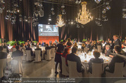 Hugo Portisch 90er - ORF Zentrum - Di 14.02.2017 - Dinner, Tische, G�ste, Festsaal, Studio54