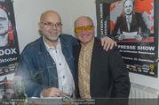 Premiere ´Holodrio´ - Rabenhof - Di 14.02.2017 - Mario ROSSORI, Louie AUSTEN8