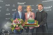 Garanca Klassik unter Sternen PK - Raiffeisen Tower - Do 16.02.2017 - Elina GARANCA, Erwin HAMESEDER10