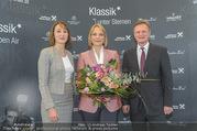 Garanca Klassik unter Sternen PK - Raiffeisen Tower - Do 16.02.2017 - Elina GARANCA, Hermann und Katharina GMEINER-WAGNER14