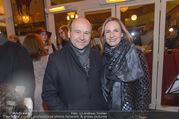 Opernball Eisbar Eröffnung - Schwarzes Kamel - Do 16.02.2017 - Dominique MEYER, Maria GRO�BAUER GROSSBAUER1