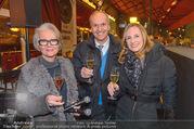 Opernball Eisbar Eröffnung - Schwarzes Kamel - Do 16.02.2017 - Peter FRIESE, Maria GROSSBAUER, Martina WALLI5