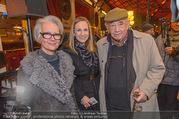 Opernball Eisbar Eröffnung - Schwarzes Kamel - Do 16.02.2017 - Maria GRO�BAUER GROSSBAUER, Martina WALLI, Daniel SPOERRI9