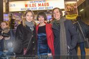 Wilde Maus Kinopremiere - Gartenbaukino - Do 16.02.2017 - Crina SEMCIUC, Pia HIERZEGGER, Nora VON WALDST�TTEN11