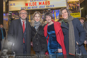 Wilde Maus Kinopremiere - Gartenbaukino - Do 16.02.2017 - Crina SEMCIUC, Pia HIERZEGGER, Nora VON WALDST�TTEN, Josef HADE12