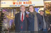 Wilde Maus Kinopremiere - Gartenbaukino - Do 16.02.2017 - Pia HIERZEGGER, Josef HADER16