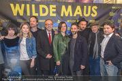 Wilde Maus Kinopremiere - Gartenbaukino - Do 16.02.2017 - Gruppenfoto Team, Filmcrew, Schauspieler um Josef HADER18