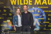 Wilde Maus Kinopremiere - Gartenbaukino - Do 16.02.2017 - Nora VON WALDST�TTEN, J�rg HARTMANN24
