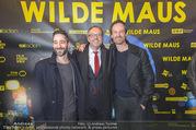Wilde Maus Kinopremiere - Gartenbaukino - Do 16.02.2017 - Murathan MUSLU, Josef HADER, J�rg HARTMANN25