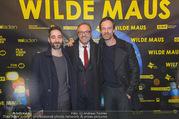 Wilde Maus Kinopremiere - Gartenbaukino - Do 16.02.2017 - Murathan MUSLU, Josef HADER, J�rg HARTMANN26
