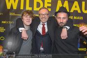 Wilde Maus Kinopremiere - Gartenbaukino - Do 16.02.2017 - Josef HADER, Thomas SCHUBERT, Denis MOSCHITTO29
