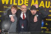 Wilde Maus Kinopremiere - Gartenbaukino - Do 16.02.2017 - Josef HADER, Thomas SCHUBERT, Denis MOSCHITTO30