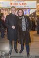 Wilde Maus Kinopremiere - Gartenbaukino - Do 16.02.2017 - Josef OSTERMAYER mit Ehefrau Maria9