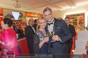Kaffeesiederball - Hofburg - Fr 17.02.2017 - Thomas RAAB mit Ehefrau Simone HEHER1