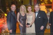 Kaffeesiederball - Hofburg - Fr 17.02.2017 - Anton Toni FABER, Claudia ST�CKL,Andr� und Christine RUPPRECHT38