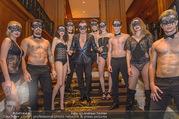 Michael Lameraner 40er - Park Hyatt - Sa 18.02.2017 - Uwe KR�GER mit Models10