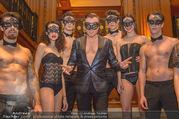 Michael Lameraner 40er - Park Hyatt - Sa 18.02.2017 - Uwe KR�GER mit Models11