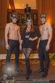 Michael Lameraner 40er - Park Hyatt - Sa 18.02.2017 - Carina SCHWARZ mit Models32