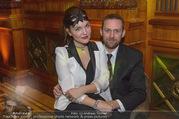 Michael Lameraner 40er - Park Hyatt - Sa 18.02.2017 -  Barbara KAUDELKA, Peter SCH�NBAUER67