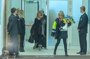 Goldie Hawn Ankunft - Flughafen und Grand Hotel - Di 21.02.2017 - Goldie HAWN, Richard LUGNER2