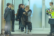 Goldie Hawn Ankunft - Flughafen und Grand Hotel - Di 21.02.2017 - Goldie HAWN, Richard LUGNER3