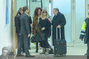 Goldie Hawn Ankunft - Flughafen und Grand Hotel - Di 21.02.2017 - Goldie HAWN, Richard LUGNER, Christina LUGNER7