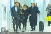 Goldie Hawn Ankunft - Flughafen und Grand Hotel - Di 21.02.2017 - Goldie HAWN, Richard LUGNER, Christina LUGNER10