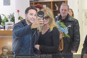 Goldie Hawn Ankunft - Flughafen und Grand Hotel - Di 21.02.2017 - Goldie HAWN15
