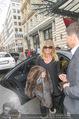 Goldie Hawn Ankunft - Flughafen und Grand Hotel - Di 21.02.2017 - Goldie HAWN31