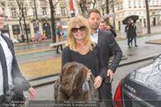 Goldie Hawn Ankunft - Flughafen und Grand Hotel - Di 21.02.2017 - Goldie HAWN36