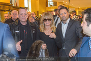 Goldie Hawn Ankunft - Flughafen und Grand Hotel - Di 21.02.2017 - Goldie HAWN45