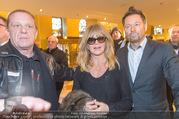 Goldie Hawn Ankunft - Flughafen und Grand Hotel - Di 21.02.2017 - Goldie HAWN49