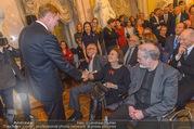 Egon Schiele Ausstellung - Albertina - Di 21.02.2017 - Klaus Albrecht SCHR�DER, Eric KANDEL, Denise BYSTRYN23