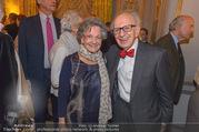 Egon Schiele Ausstellung - Albertina - Di 21.02.2017 - Elisabeth LEOPOLD, Eric KANDEL49
