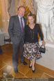 Egon Schiele Ausstellung - Albertina - Di 21.02.2017 - Herbert KLOIBER mit Ehefrau Ursula55