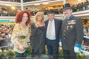 Goldie Hawn PK und Autogrammstunde - Lugner City - Mi 22.02.2017 - Goldie HAWN, Richard und Christina LUGNER, Deutschmeister65