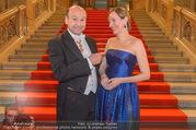 Opernball 2017 - Staatsoper - Do 23.02.2017 - Maria GRO�BAUER GROSSBAUER, Dominique MEYER4