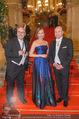 Opernball 2017 - Staatsoper - Do 23.02.2017 - Alexander TUMA, Maria GRO�BAUER GROSSBAUER, Dominique MEYER10
