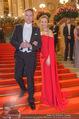 Opernball 2017 - Staatsoper - Do 23.02.2017 - Alfons HAIDER, Mirjam WEICHSELBRAUN16