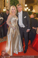 Opernball 2017 - Staatsoper - Do 23.02.2017 - Dominic HEINZL, Sonja SARK�ZI56