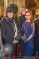 Opernball 2017 - Staatsoper - Do 23.02.2017 - Gottfried und Renate HELNWEIN70