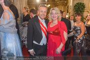 Opernball 2017 - Staatsoper - Do 23.02.2017 - Reinhold und Franziska LOPATKA75
