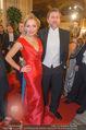 Opernball 2017 - Staatsoper - Do 23.02.2017 - Lidia BAICH mit Ehemann Andreas SCHAGER98