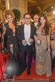 Opernball 2017 - Staatsoper - Do 23.02.2017 - Juan Diego FLOREZ, Julia TRAPPE, Leona K�NIG101