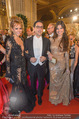 Opernball 2017 - Staatsoper - Do 23.02.2017 - Juan Diego FLOREZ, Julia TRAPPE, Leona K�NIG102