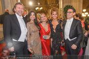Opernball 2017 - Staatsoper - Do 23.02.2017 - Juan Diego FLOREZ, Julia TRAPPE, Leona K�NIG, L. BAICH, SCHAGER103