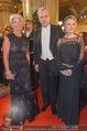 Opernball 2017 - Staatsoper - Do 23.02.2017 - Hans J�rg und Uschi SCHELLING, Christine LAGARDE117