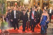 Opernball 2017 - Staatsoper - Do 23.02.2017 - D. MEYER, Alexander VAN DER BELLEN, Doris SCHMIDAUER, GROSSBAUER123