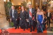 Opernball 2017 - Staatsoper - Do 23.02.2017 - D. MEYER, Alexander VAN DER BELLEN, Doris SCHMIDAUER, GROSSBAUER124