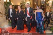 Opernball 2017 - Staatsoper - Do 23.02.2017 - D. MEYER, Alexander VAN DER BELLEN, Doris SCHMIDAUER, GROSSBAUER125